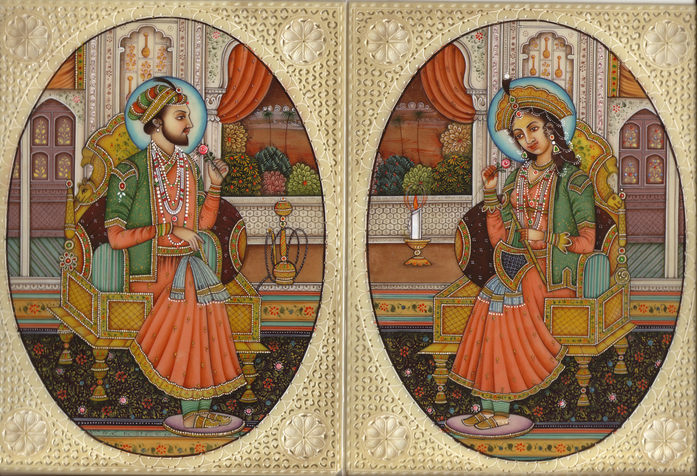 Stories of Shah Jahan's elite love for his wife Mumtaz are concoctions