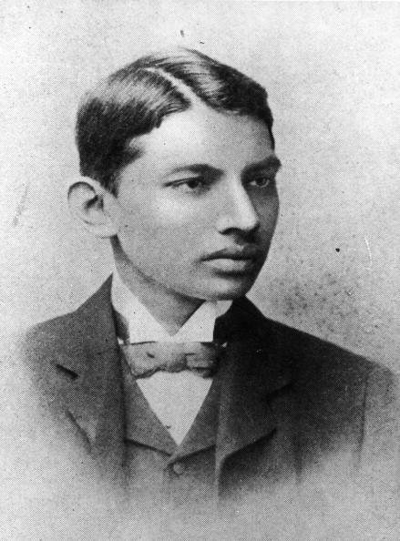 Young Gandhi