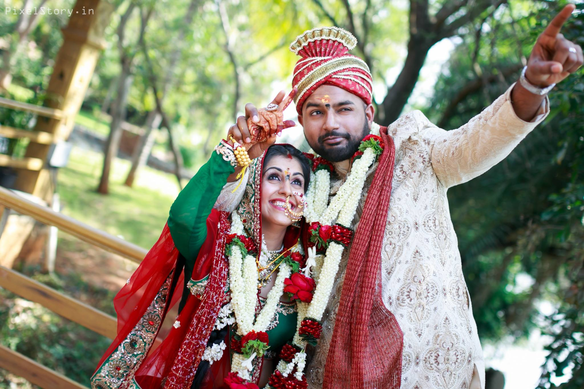These are the 10 inimitable wedding customs that you can see only in Indian weddings