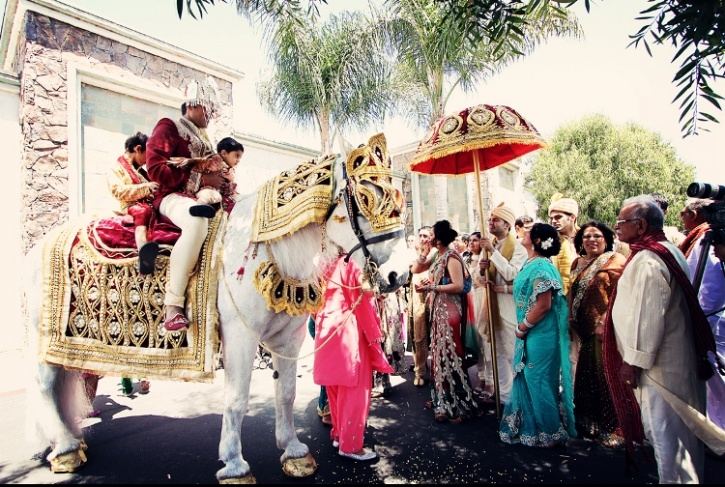 Marriage at Sarsaul in Uttar Pradesh