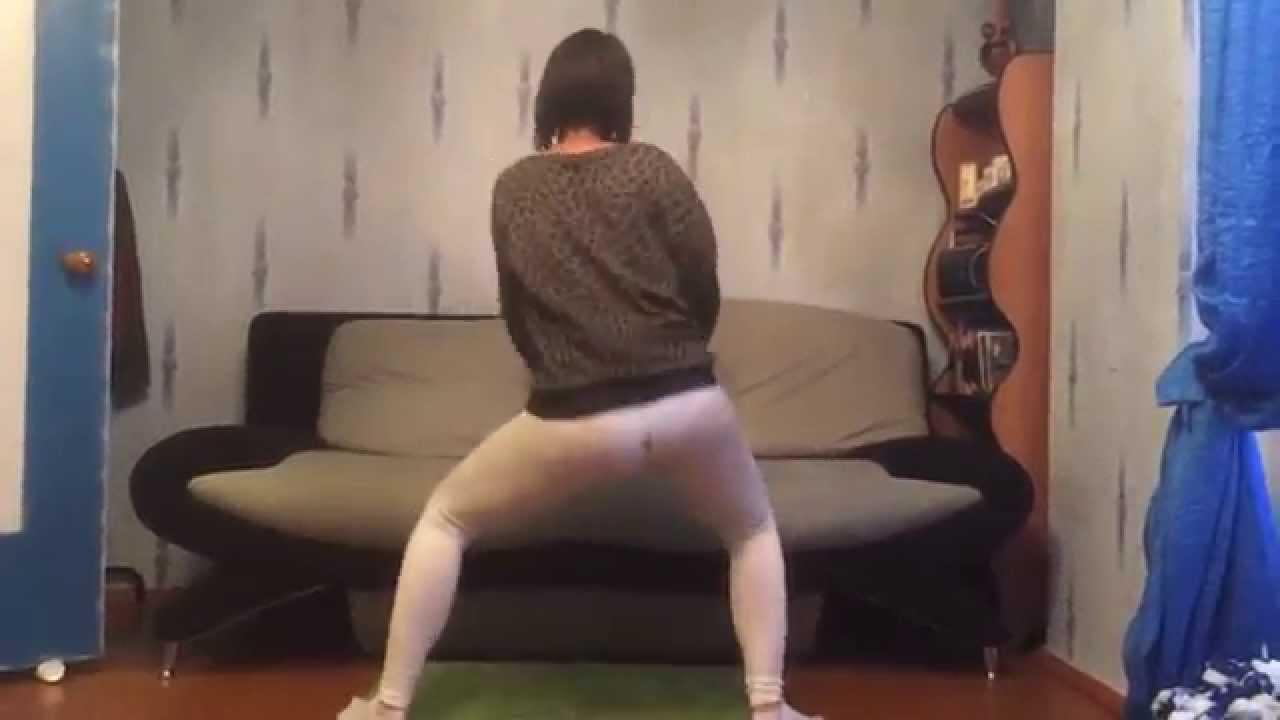 Blonde Big Tits Yoga Pants