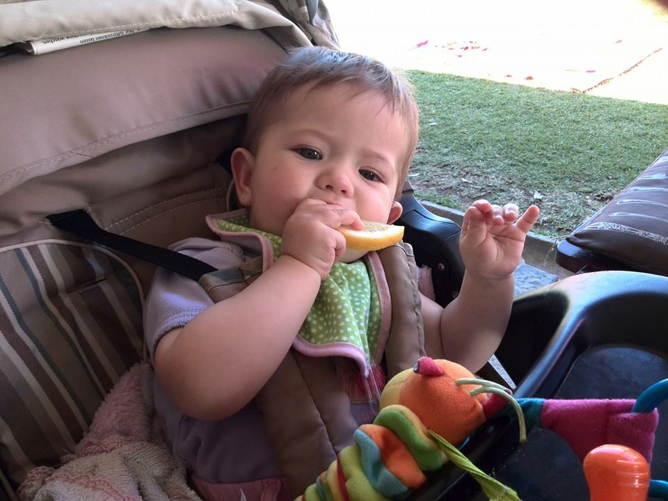 Cute Little Babies Eating Lemons for the First Time Will Make You Laugh Out Loud!