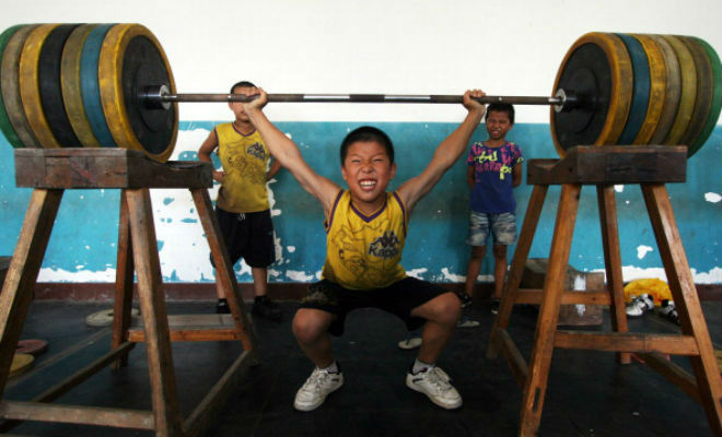 This Is How China Trains Its Children To Turn Them Into Olympic Gold Medal Champions
