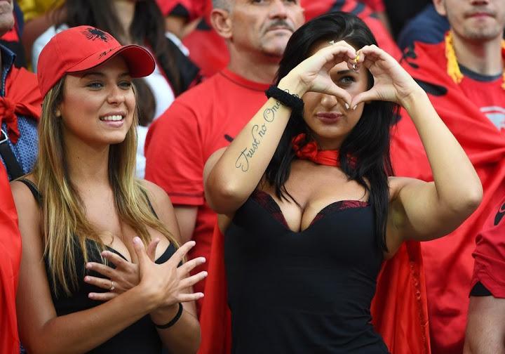 Albania girls